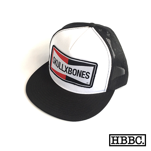 dfcd36a14f7e2 HBBC Classic Trucker snapback hat – CHAMPION – BLACK WHITE – Huntington  Beach Bicycle Company